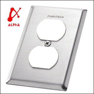 Duplex Cover Plate 102-D